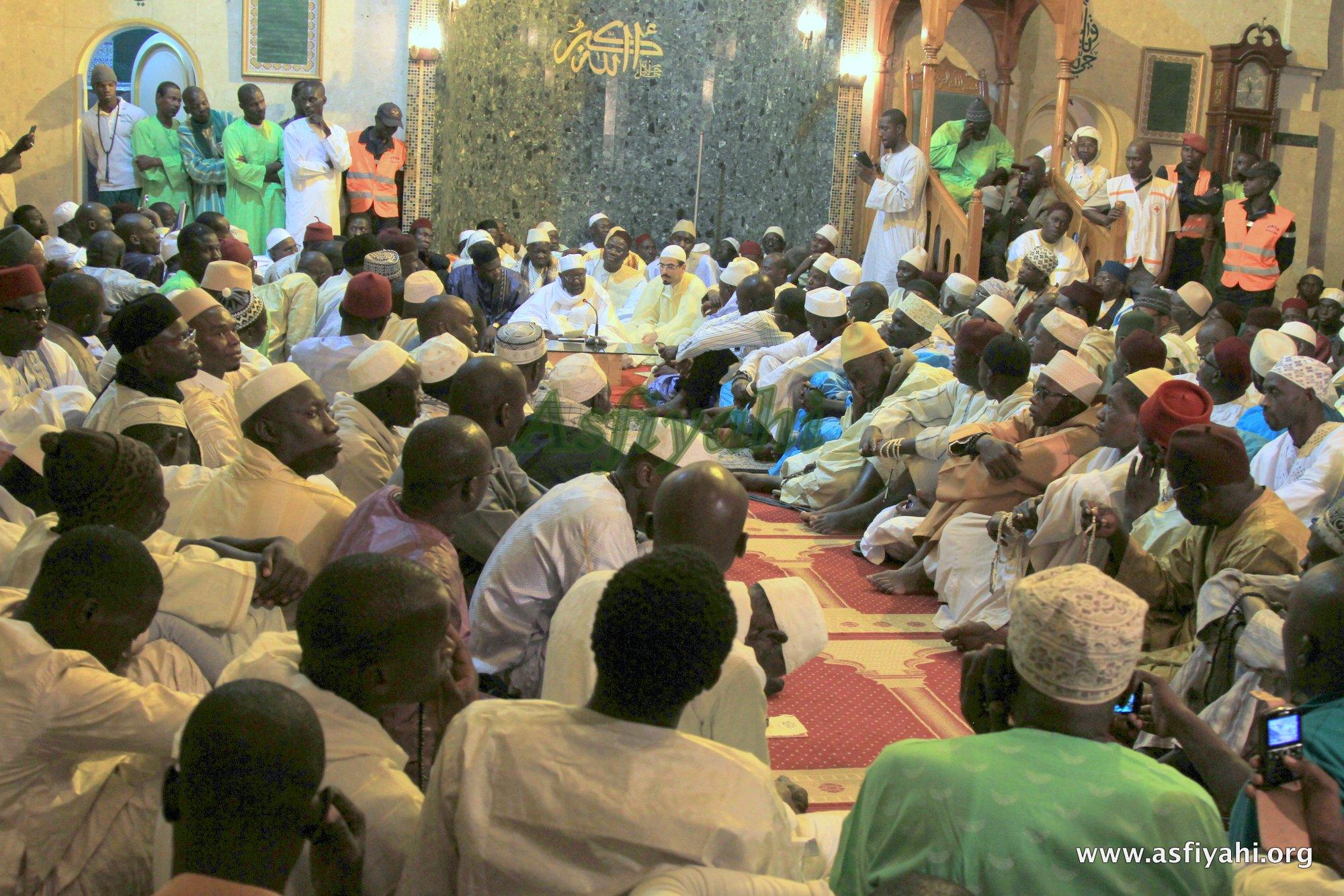 PHOTOS: Les Images de l'Ouverture du Bourdou 2015 à la Mosquée Serigne Babacar Sy de Tivaouane