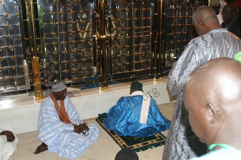 """PHOTOS: Cloture du """"Bourd 2015"""" à Tivaoune avec Serigne Abdoul Aziz Sy Al Amine"""