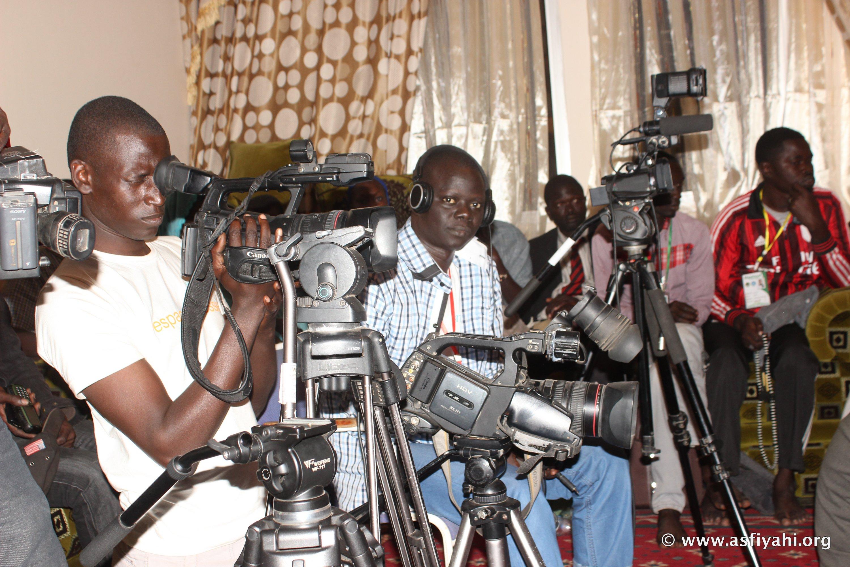 PHOTOS - Les Images de la Conférence de Presse Bilan du Gamou Tivaouane 2015