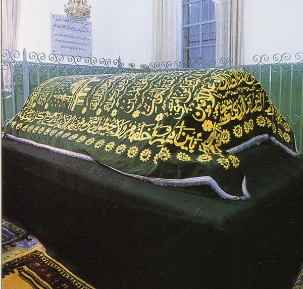 Mausolèe de Ja'far Ibn Abou Tâlib en Jordanie