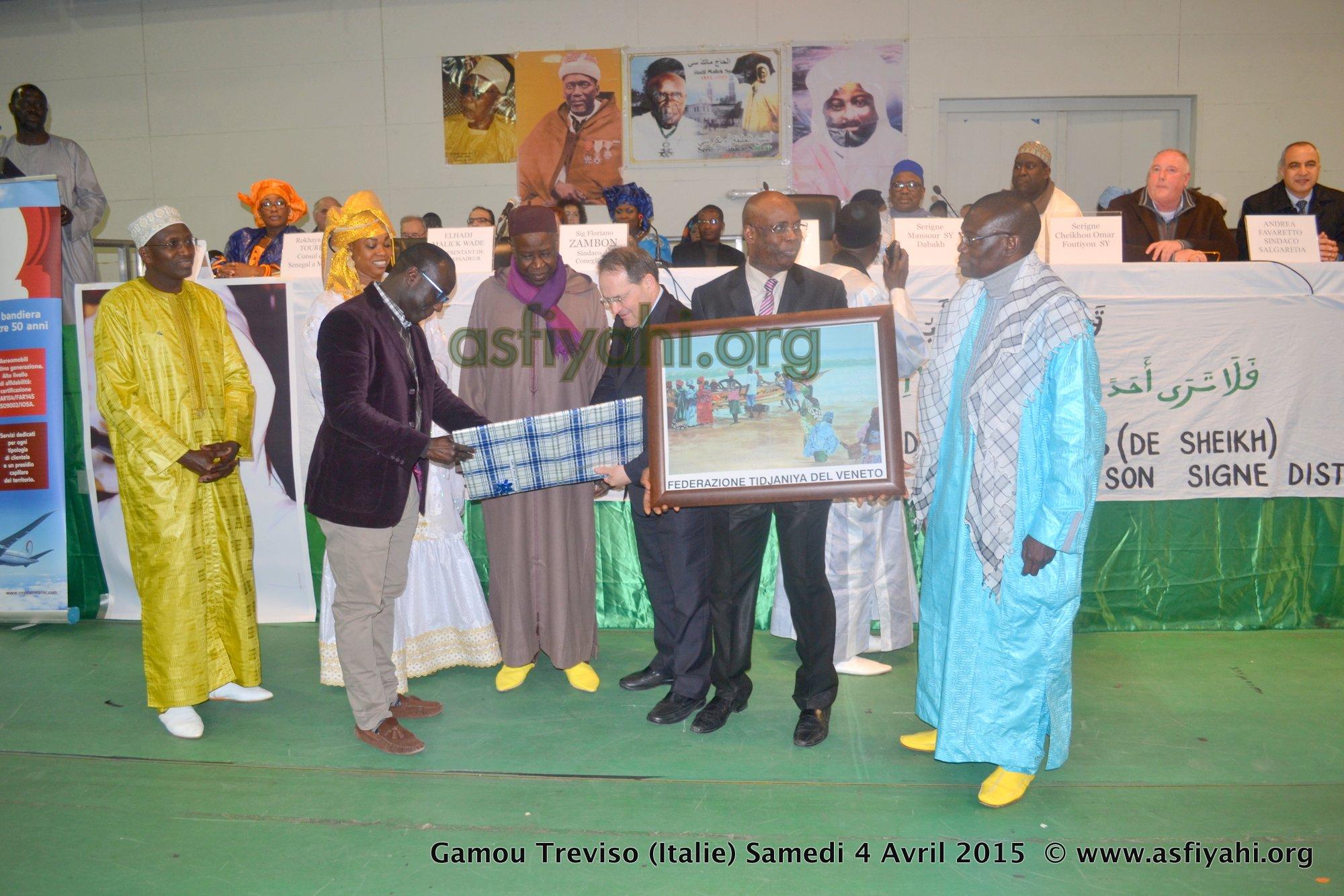 PHOTOS - Le Gamou de Tréviso 2015 en Images
