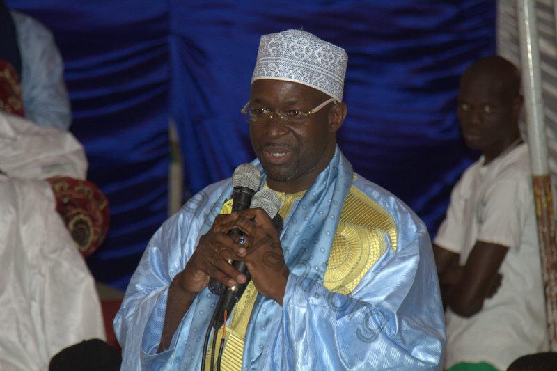 PHOTOS - Les Images de la Cérémonie officielle de la journée de prières Thierno Macky Mountaga Daha Cheikhou Oumar Foutiyou Tall à Saint-louis ce 4 Avril 2015