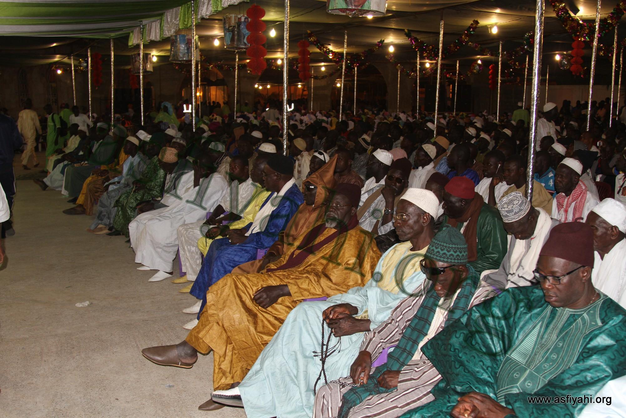 """PHOTOS - Les Images du Gamou de Sokhna Oumou Khairy Sy Borom Wagne Wi de ce Samedi 11 Avril 2015 (Veille Ziarre Generale"""""""