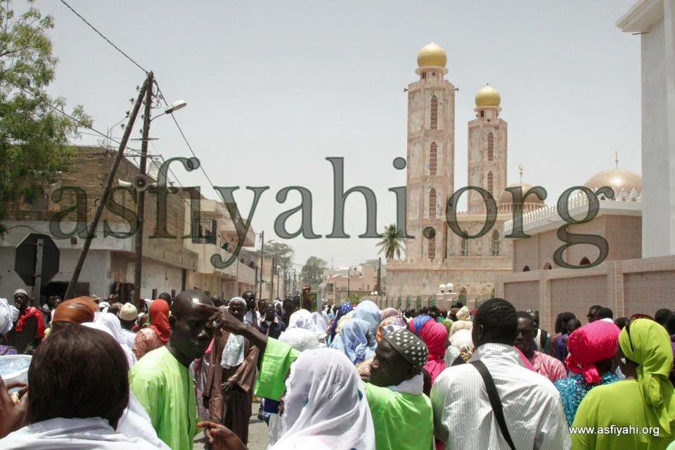 PHOTOS - ZIARRE GENERALE 2015 - Les Temps Forts de la Ziarra des Fideles à la Zawiya El Hadj Malick Sy et Mosquee Serigne Babacar Sy