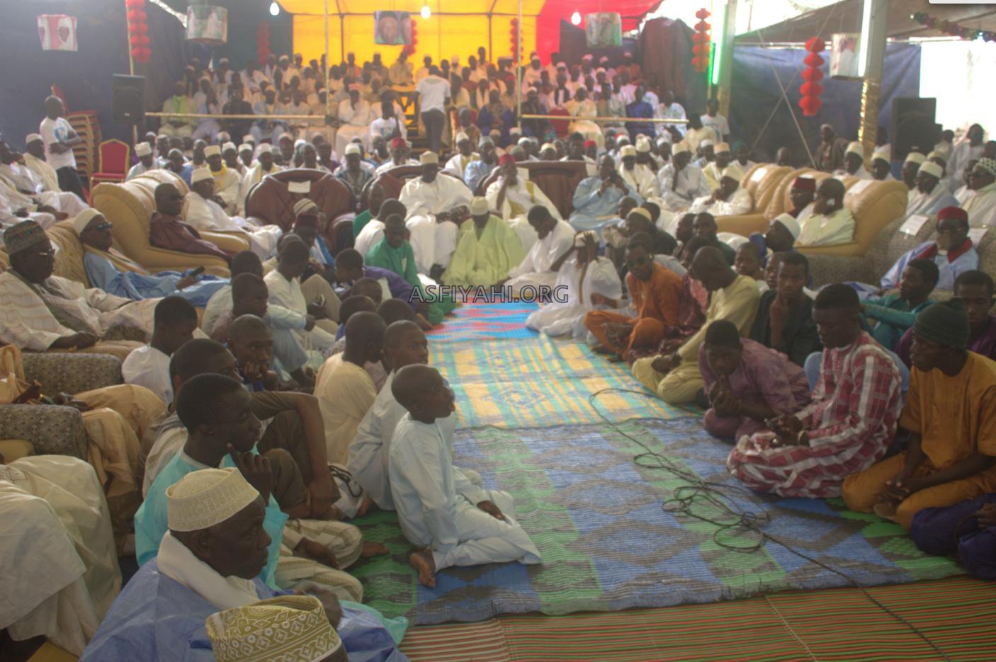 OUAKAM - journée de Priéres de la Famille de Mame Mbaye Diop et Mame Alioune Wane, DImanche 26 Avril 2015