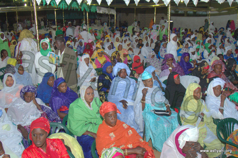 PHOTOS : Les Images du Gamou Pikine Serigne Mansour SY Borom Daara Ji, Samedi 25 Avril 2015 présidé par Serigne Sidy Ahmed Sy Dabakh