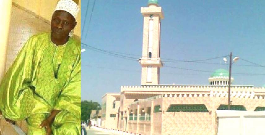 Feu Imam Mansour Ndiaye