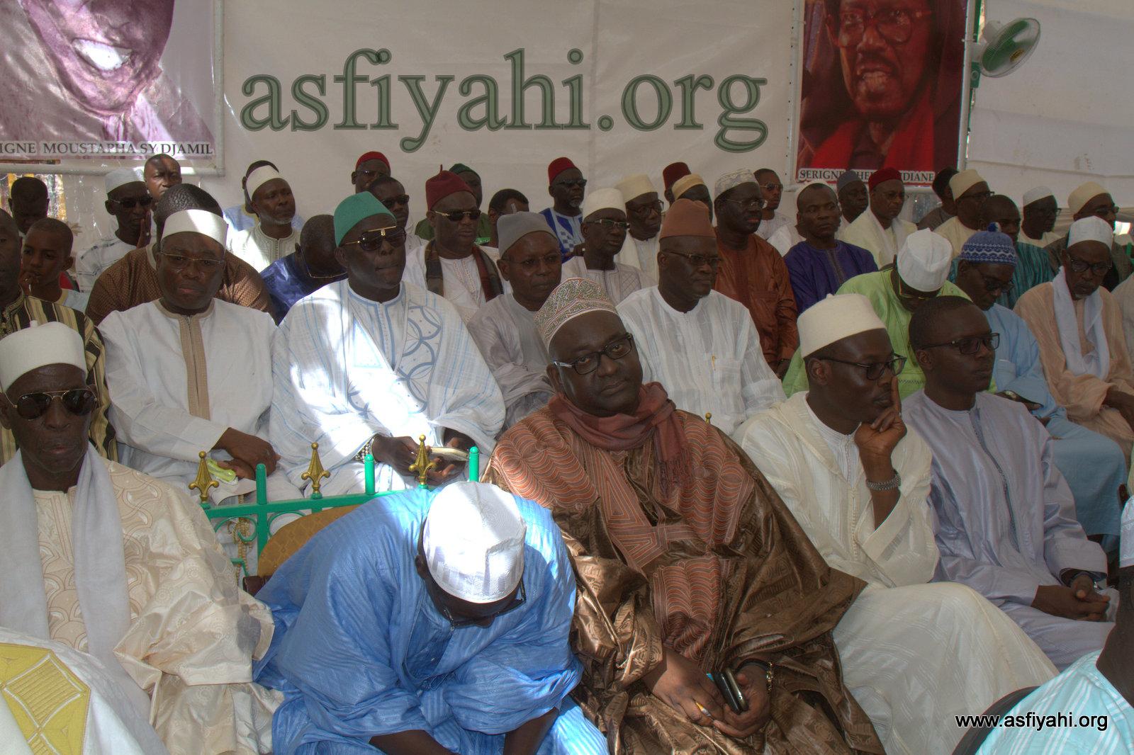 PHOTOS : Les Images  de la Conférence de la Hadara Seydi Djamil 2015 présidée par Serigne Mbaye Sy Abdou, dimanche 21 juin 2015 à fass