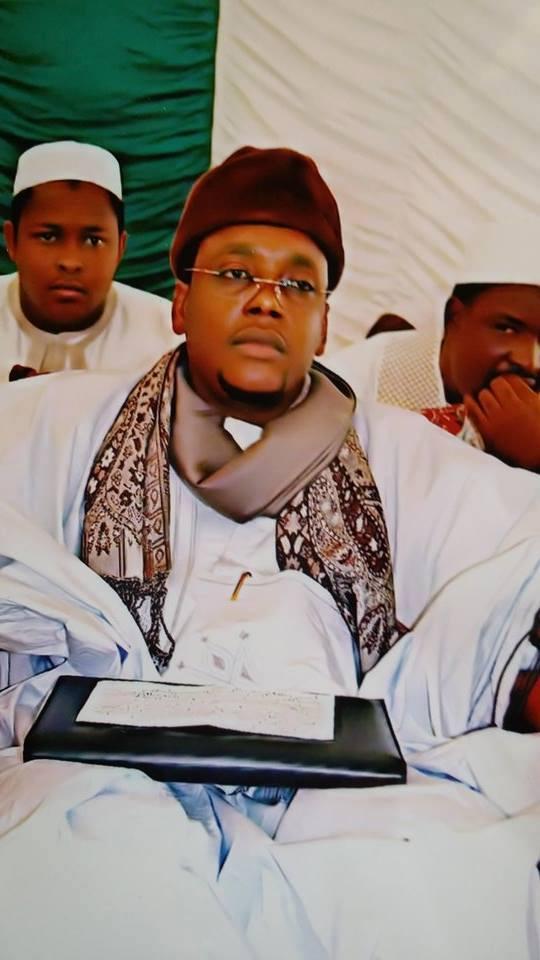 Journée de Prières organisée par Cheikh Oumar Kane et le Miroir de l'islam, Dimanche 5 Juillet 2015