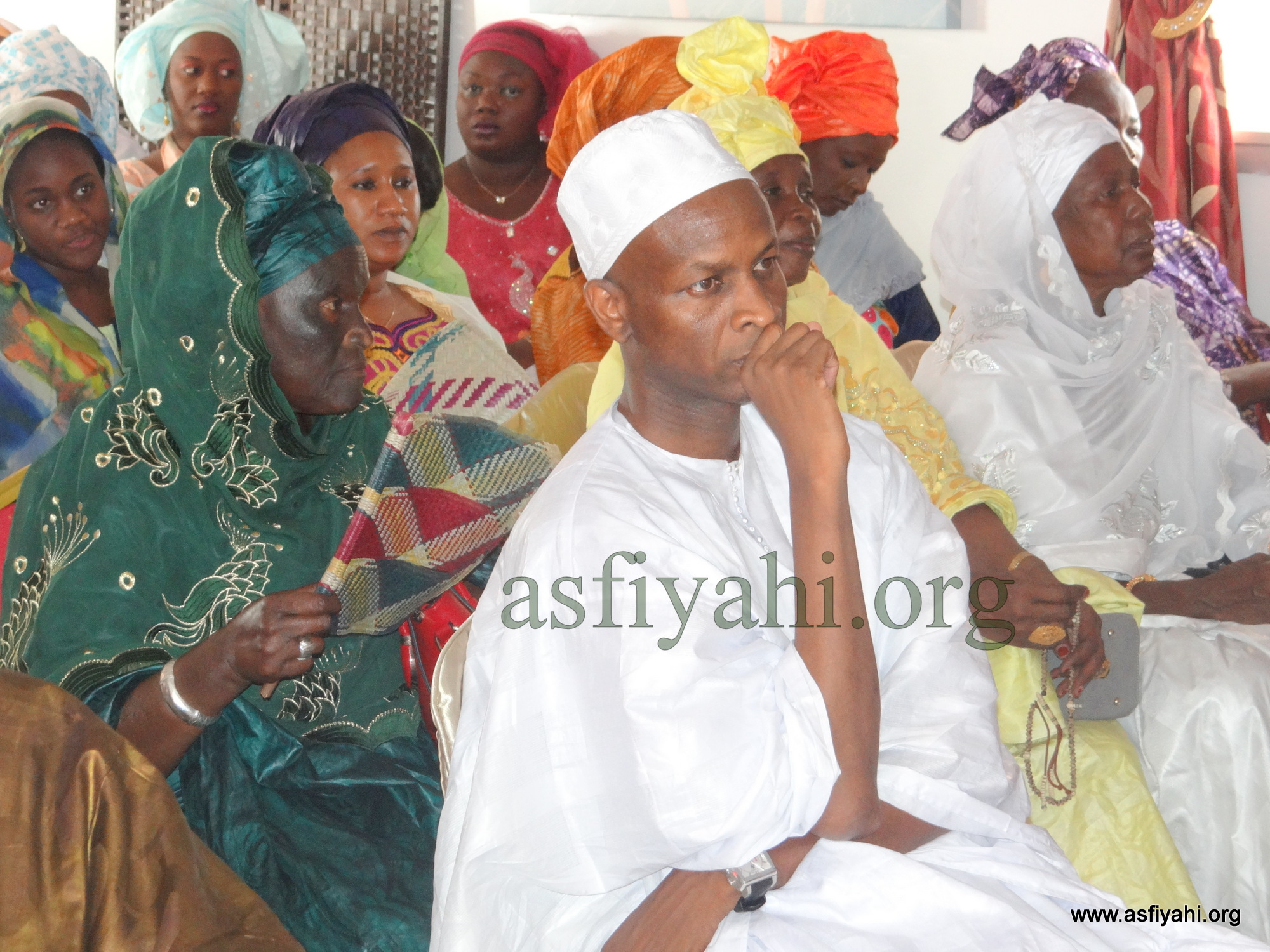 PHOTOS - Les images de la Journée de Prières organisée par Cheikh Oumar Kane et le Miroir de l'islam , Dimanche 5 Juillet 2015