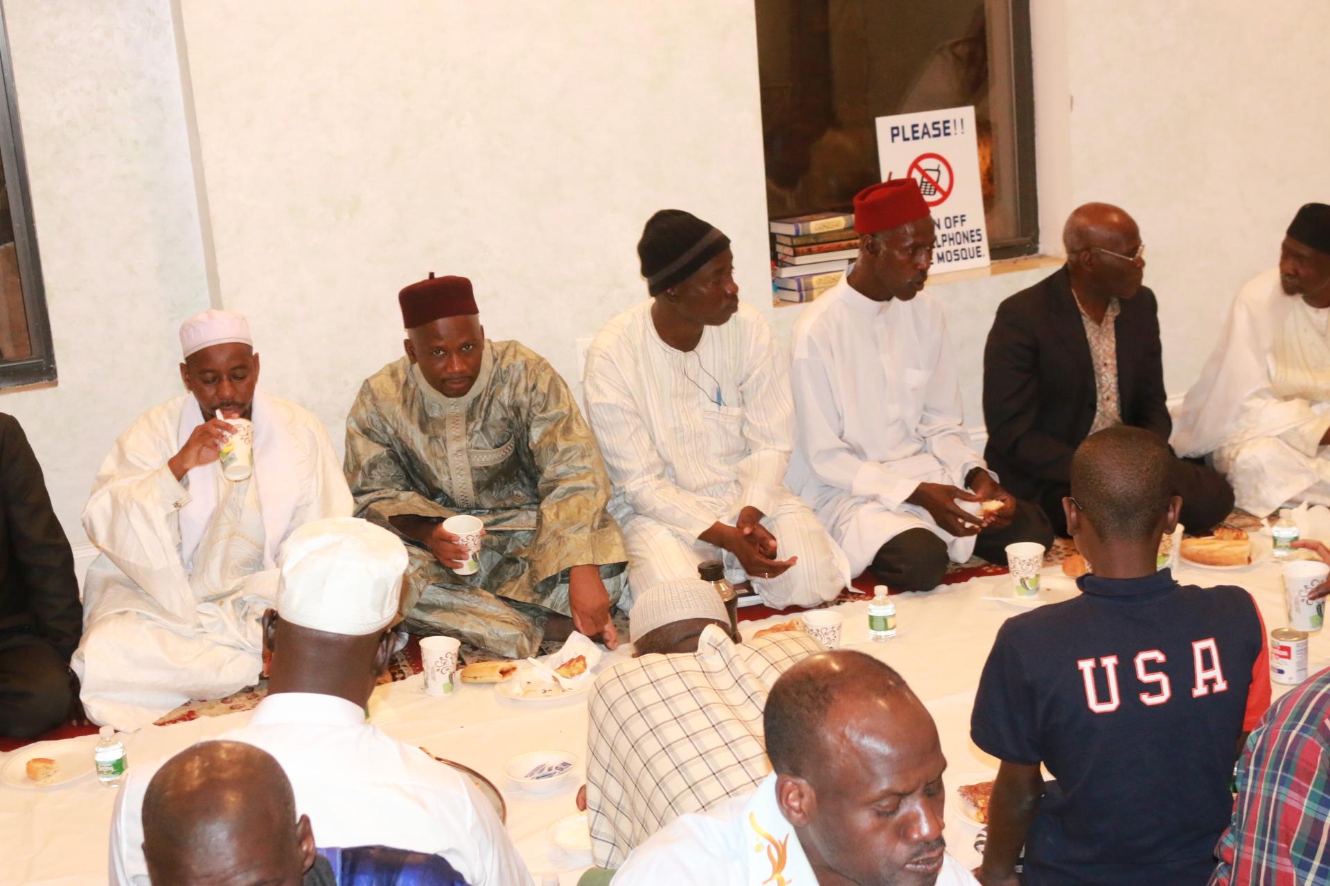 Imam Tafsirou Ly, imam Makhmoud Diack, Oustaz Souleymane Ndiaye