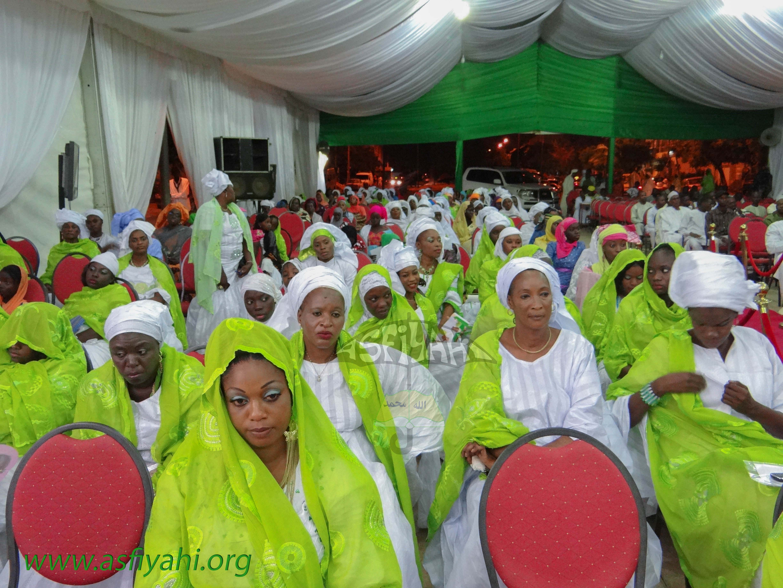 PHOTOS : Les images de la conférence de la Dahira Khayri Wal Minaty de Baobab, samedi 25 juillet 2015