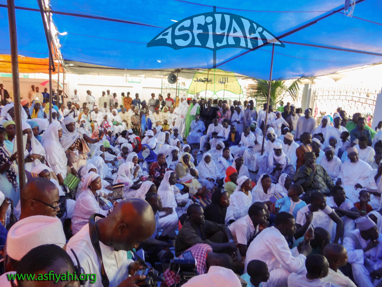 PHOTOS : Les Images de la Ziarra 2015 de la coordination des Jeunes Tidianes de Ouakam , Ngor et Yoff, Samedi 1er Aout 2015 à Tivaouane