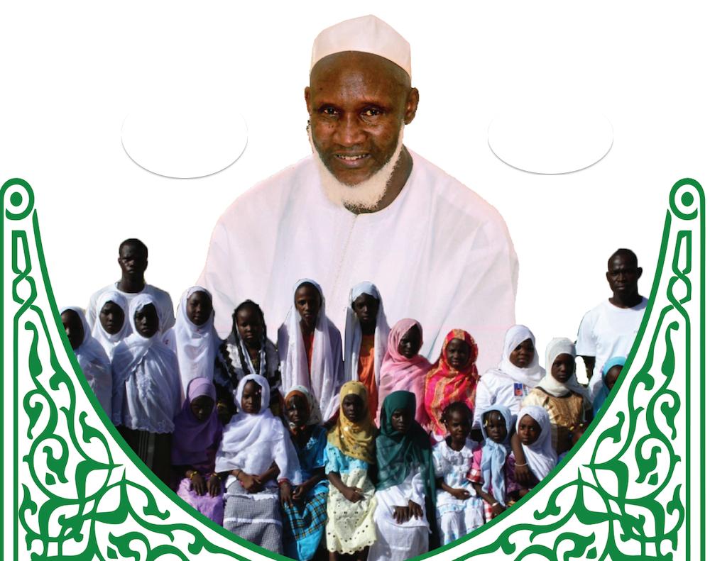 DAKAR PLATEAU - Journée du Coran du Daara Tafsir Mamadou Kane , Samedi 12 septembre 2015 à la rue Moussé DIOP (ex Blanchot)