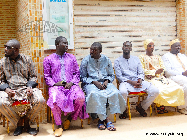 """VIDEO - Suivez la Conférence du regroupement """"Tolou Alarba Serigne Cheikh Tidiane SY Al Maktoum"""" , animée par Serigne Habib Sy Ibn Serigne Cheikh"""