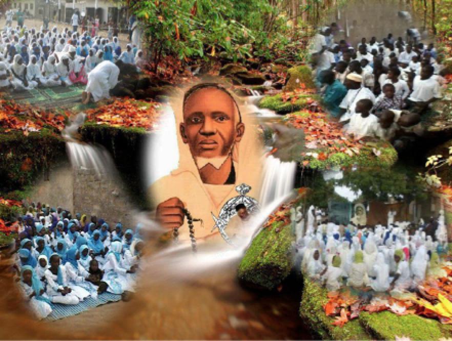 Cérémonie de Clôture des activités de vacances de la fédération Rawdatoul Tidjania, ce Samedi 19 Septembre 2015 à Pikine chez Arabe Massila Kane