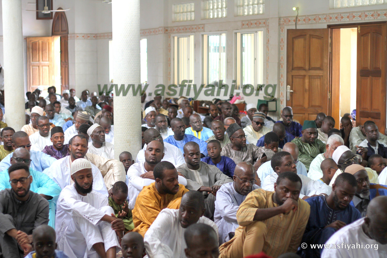 PHOTOS - TABASKI 2015 - Les Images de la Prière à la Grande Mosquée Fenêtre Mermoz, dirigée par Imam Rawane Mbaye
