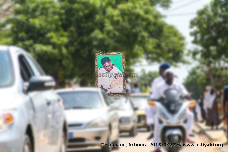 PHOTOS - ACHOURA 2015 - Vivez les temps forts de l'arrrivée du Convoi de la Dahira Mouqtafina