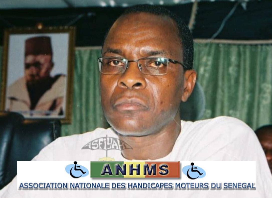 Conférence de Dr Habib Sy Djamil sur le thème « handicap moteur, nous sommes tous concernés », Samedi 7 Novembre 2015 à Fass