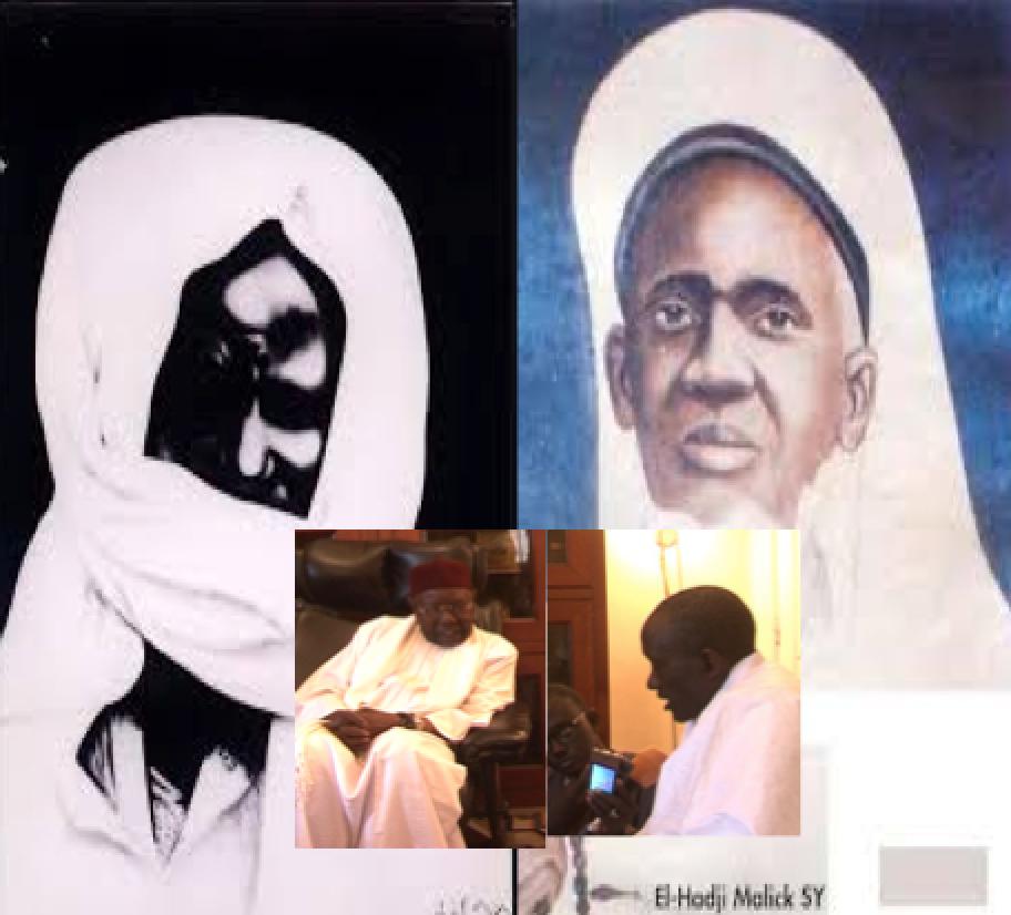 VIDEO - MAGAL DE DAROU KHOUDOSS - La communauté Mouride va revisiter la vie et l'oeuvre de El Hadj Malick Sy; Le coordonateur reçu par Serigne Abdou Aziz SY Al Amine