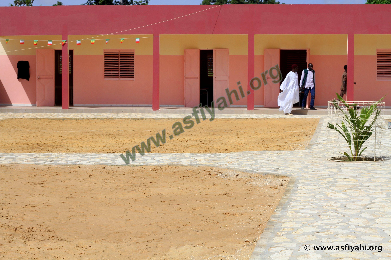PHOTOS - BAMBILOR - Voici les Images de l'Inauguration de l'école Franco-Arabe et de la pose premiere pierre de l'Institut Darou Salam Gaye