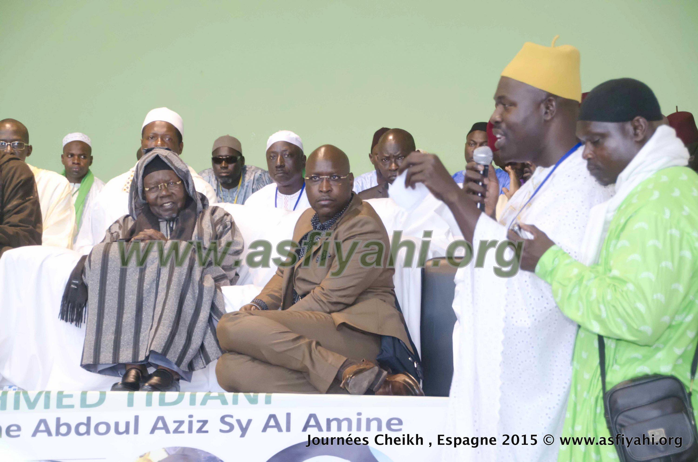 Allocution du President Khalifa Ababacar Diene