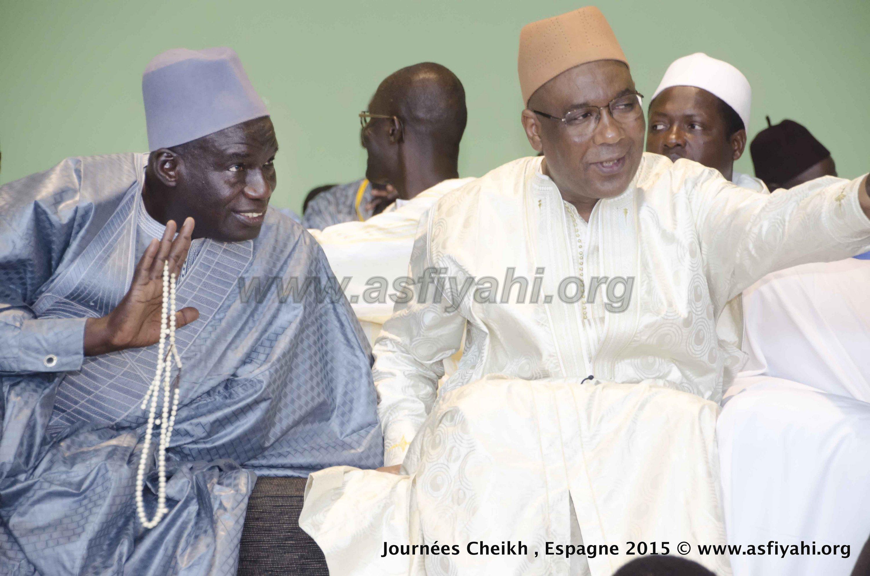Dr Bachir Ngom assis presu du consul du senegal