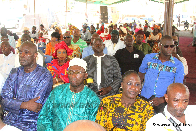 PHOTOS - Les Images de la Conférence de l'association des Handicapés Moteurs du Sénégal, animée par Docteur Habib Sy Ibn Serigne Moustapha Sy Djamil