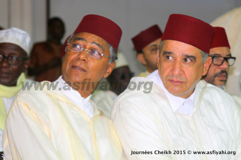 L'ambassadeur du Maroc, SEM Taleb Berrada