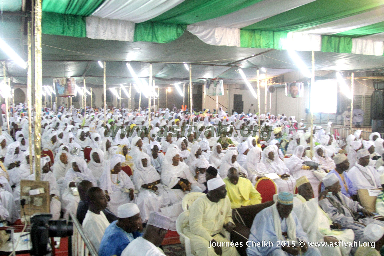 PHOTOS - Voici les Images de l'Ouverture Officielle des Journées Cheikh Ahmed Tidiane Cherif (rta), ce Samedi 14 Novembre 2015