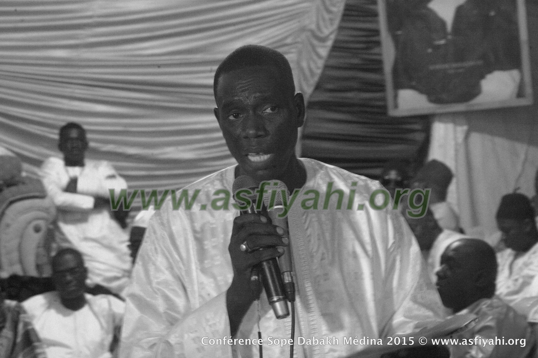 Mame Ousmane SY , President de la Dahira