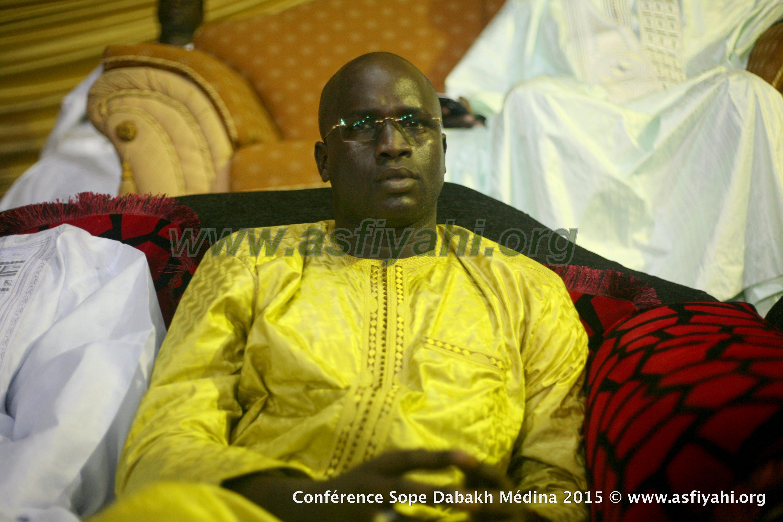 Ousmane Ndiaye, Conférencier