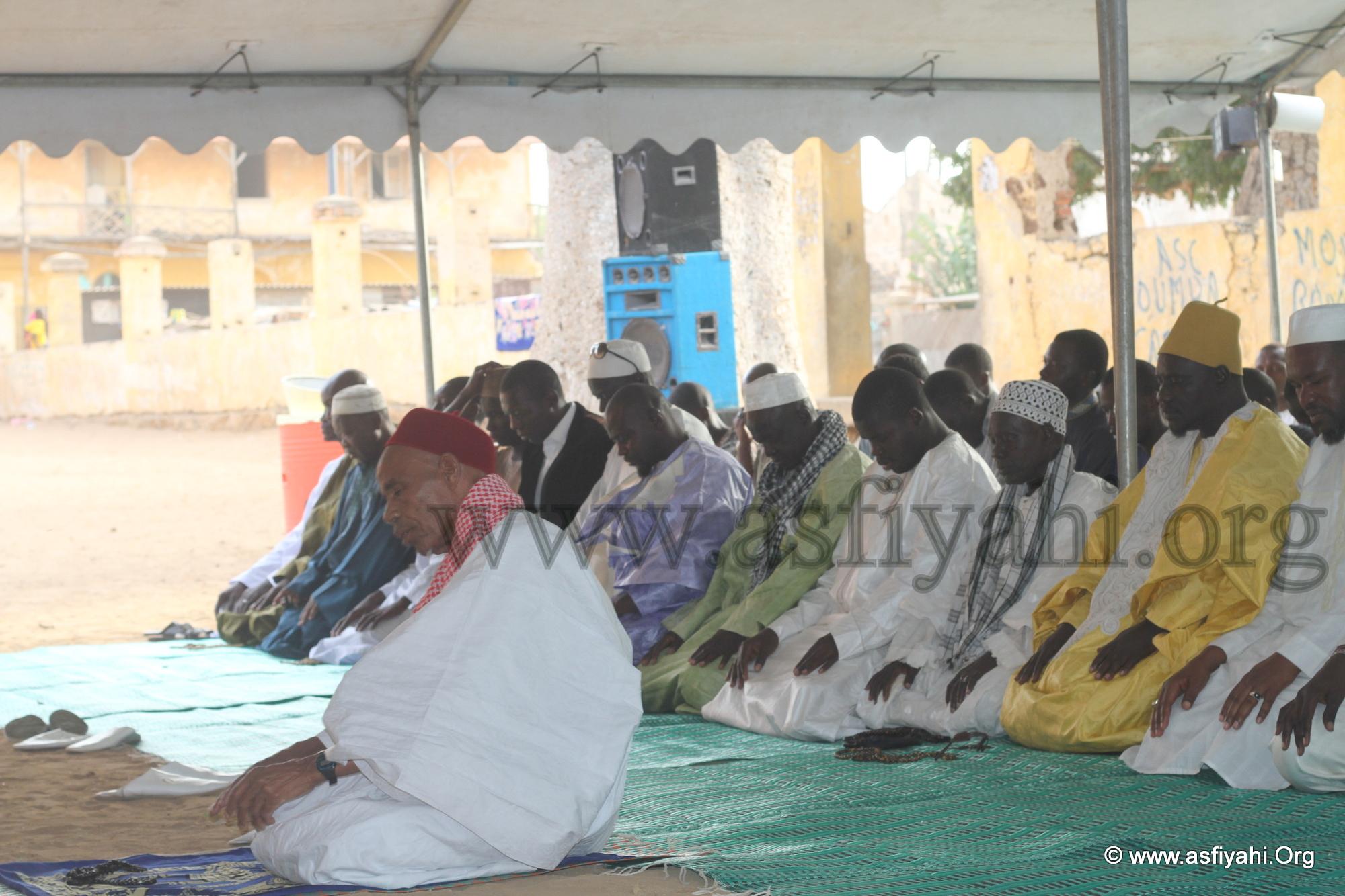PHOTOS - Les Images de la Journée El Hadj Malick SY organisée sur l'île de Gorée ce Samedi 5 Décembre 2015 par le Diamiya des Jeunes Tidianes de Dakar Plateau , Gorée et environs