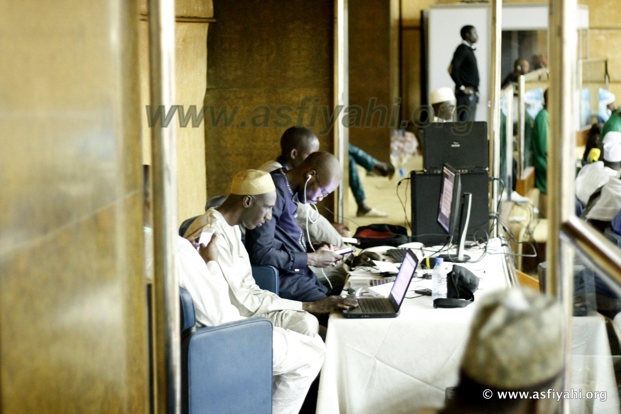 PHOTOS - Les Images de la Conference de Lancement de la Ziarra Oumarienne 2016, ce Jeudi 21 Janvier 2016 au King Fahd Palace