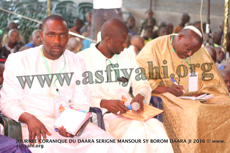 PHOTOS - TIVAOUANE - Les images de la journée du Saint Coran organisée au Daara Serigne Mansour Sy dirigée par Serigne Maodo Sow