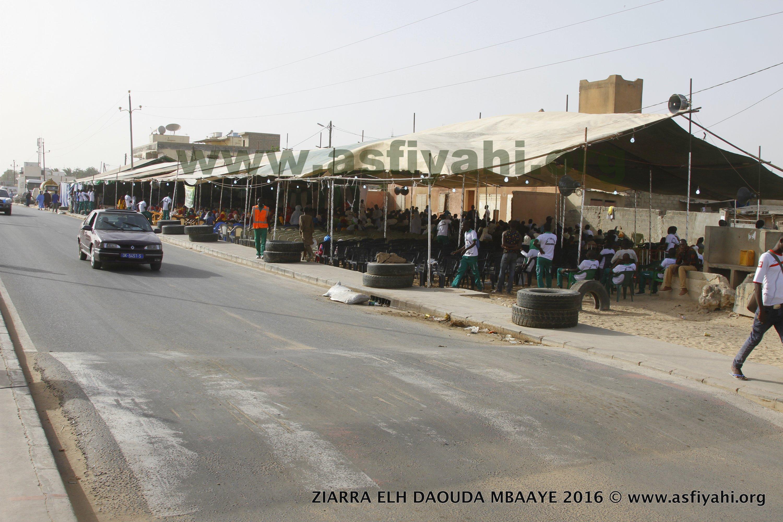 PHOTOS - Les Images de la 38éme Ziarra Annuelle de la Hadara El Hadj Daouda Mbaaye, ce Dimanche 6 Mars 2016 à Colobane Rufisque