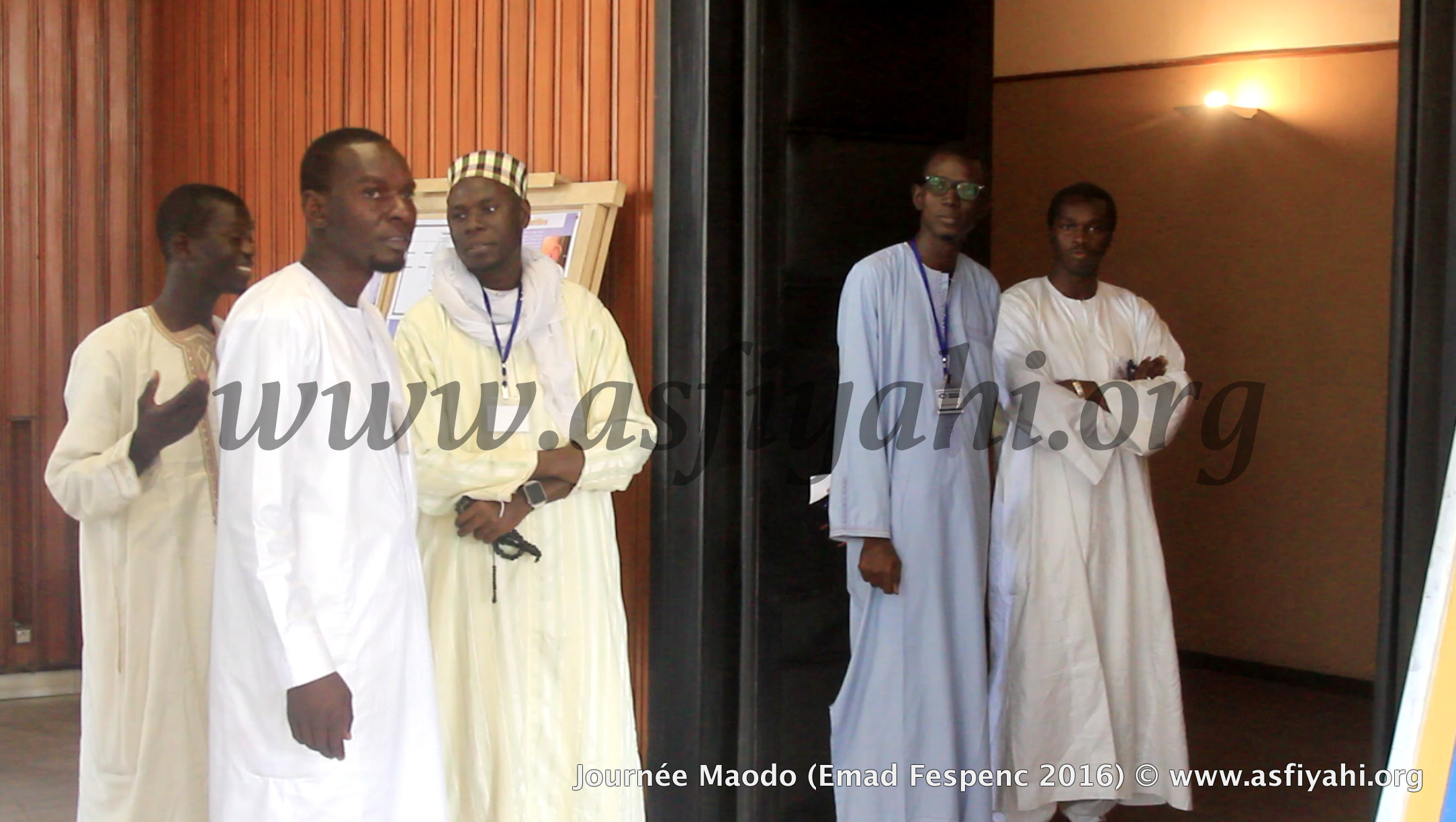PHOTOS - 2 AVRIL 2016 À SORANO - les Images de la Journée El Hadj Malick Sy organisée par l'EMAD dans le cadre du FESPENC 2016