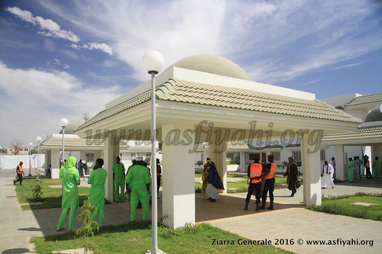 PHOTOS - ZIARRE GENERALE 2016 À TIVAOUANE - L'arrivée des Officiels à la Residence des Hôtes (1ÉRE PARTIE)
