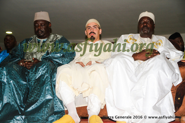 PHOTOS - ZIARRE GENERALE 2016 - Les Images de la Ceremonie Officielle au complexe El Hadj Malick Sy de Tivaouane