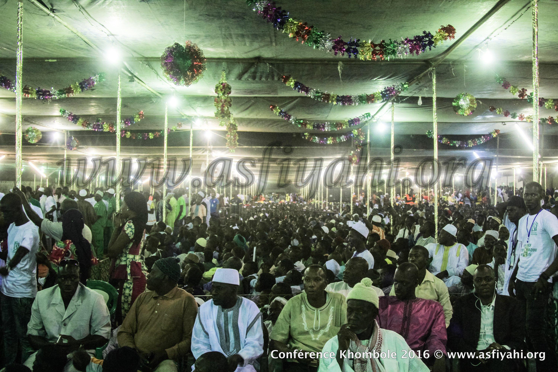 PHOTOS - 23 AVRIL 2016 À KHOMBOLE: Les Images de la Conférence des Dahiras Takhi Wa Tahawouni de Serigne Mame Malick Sy Mansour
