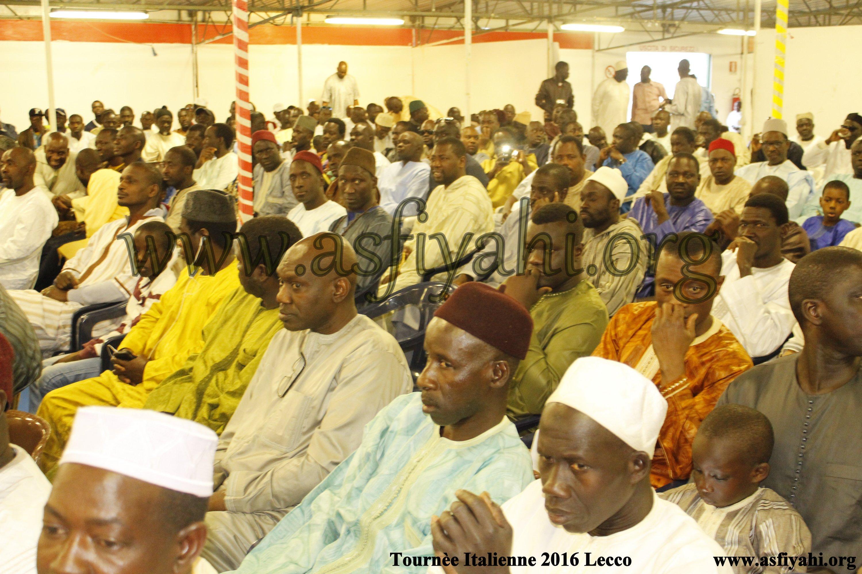 PHOTOS - Vivez les temps-forts de la Tournée italienne 2016 de Serigne Moustapha SY Abdou auprès des Sénégalais de la Diaspora