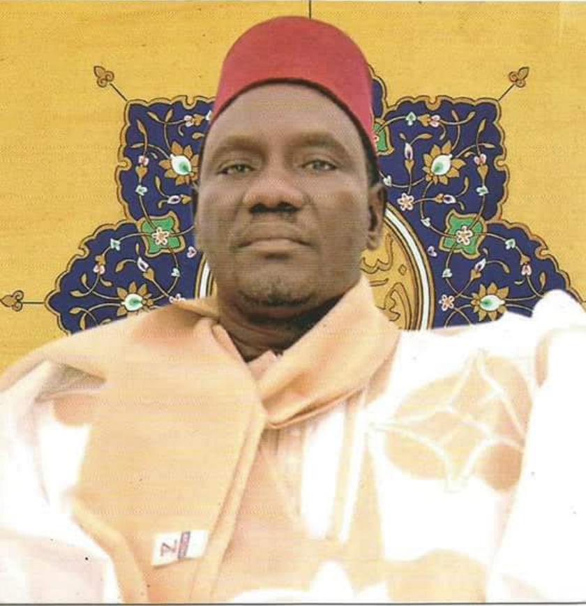 Serigne Issa Touré, Responsable Moral Fédération Sope Naby