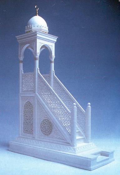 En direct du Minbar - Vendredi 13– 04 Mai 2012.  La Qibla – Plus qu'une orientation géographique, une direction, un sens et une norme
