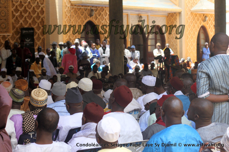 PHOTOS - RAPPEL A DIEU DE SERIGNE PAPE LAYE SY DJAMIL: Les Images de la journée de Prières et de présentation de Condoléances à Fass