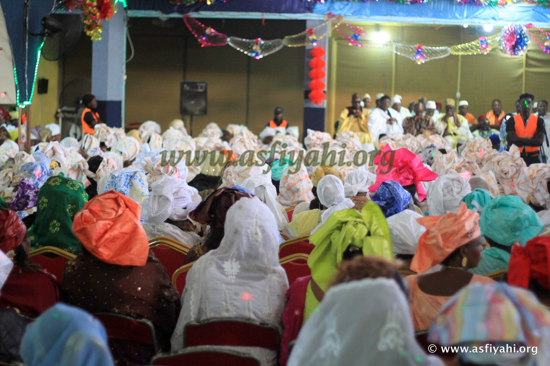 PHOTOS - 5 JUIN 2016 À DAKAR - Les Images de la Conférence des Petites Filles de El Hadj Abdou Cissé de Pire, El Hadj Abdou Cissé de Diamal et El Hadj Thierno Dramé de Andoulaye, organisée au caserne Samba Diery Diallo