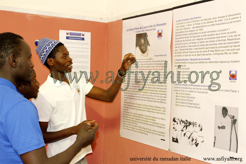 PHOTOS - ITALIE - Les Images de l'Université du Ramadan à Zingonia (Bergamo) ce Samedi 18 Juin 2016