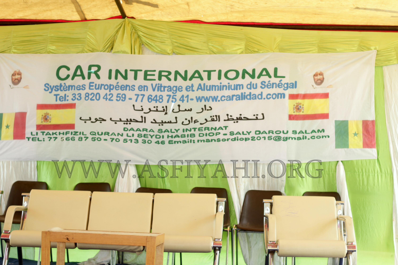 """PHOTOS - 26 JUIN 2016 À SALY - Les Images de la Conference du Daara Internat de Saly Portudal """"seydi Habib Diop"""",  animée par Oustaz Makhtar Sarr"""