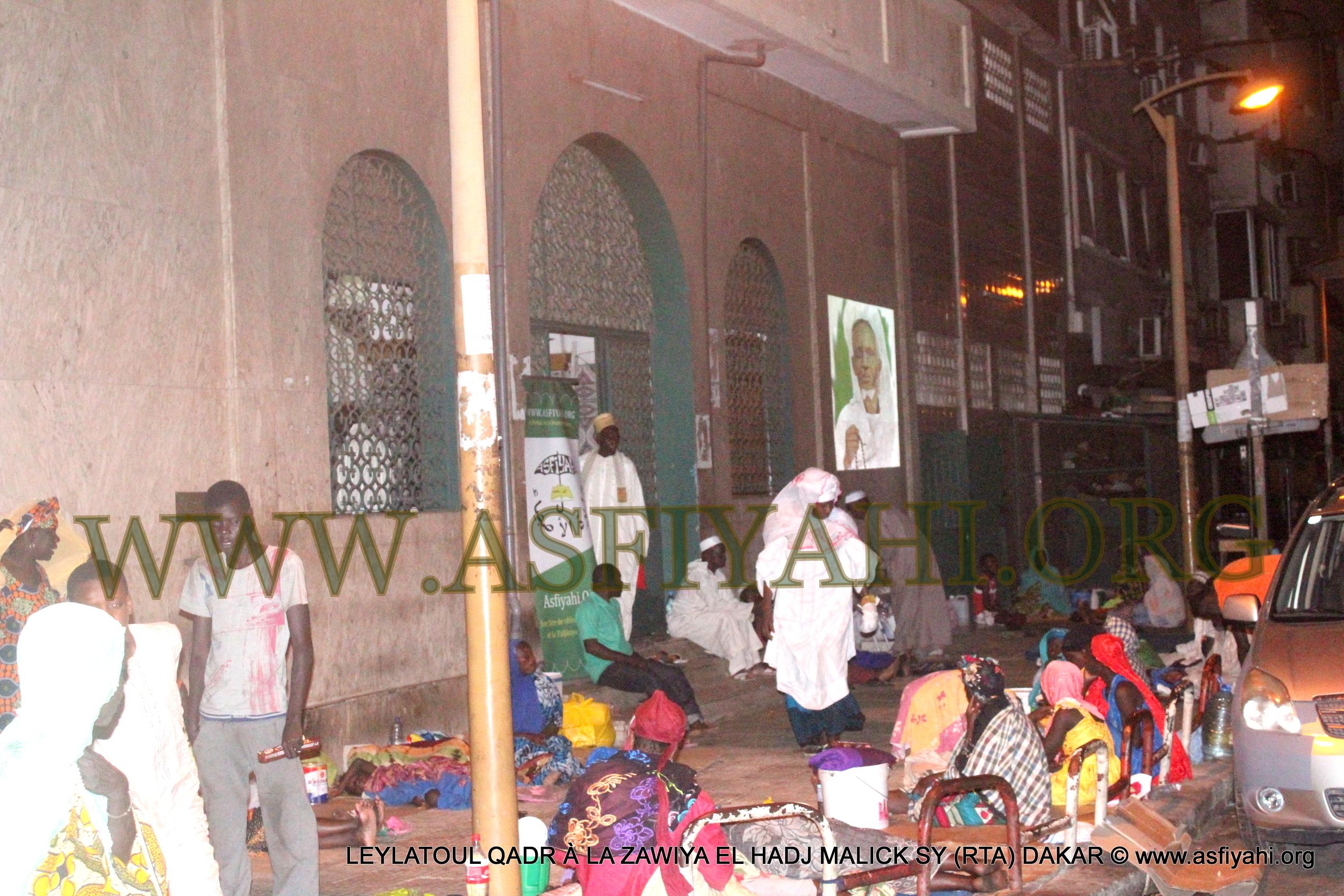 PHOTOS - 2 JUILLET 2016 À DAKAR - Les images de la leylatoul Qadr 2016 à la Zawiya El Hadj Malick Sy de Dakar