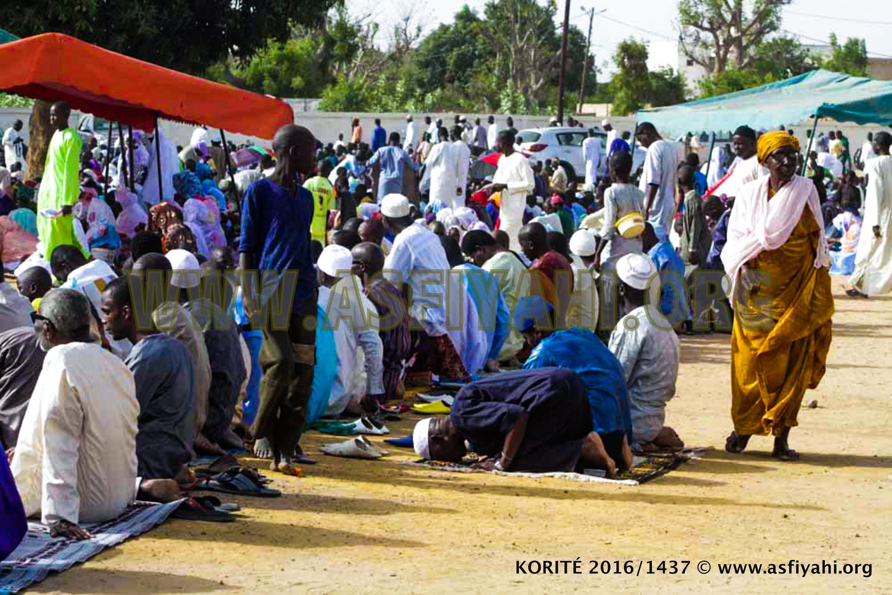 PHOTOS - KORITÉ 2016 À TIVAOUANE - Les Images de la Prière à Kheul-Khouss