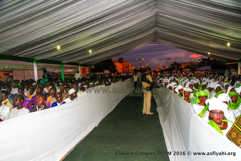 PHOTOS - 30 JUILLET 2016 À DAKAR - Les Images du Congrès 2016 de la Jeunesse Tidiane Malikite, présidé par Serigne Mbaye Sy Abdou